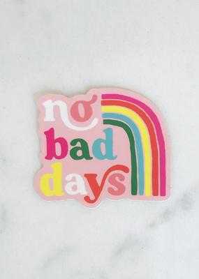Idlewild Sticker No Bad Days