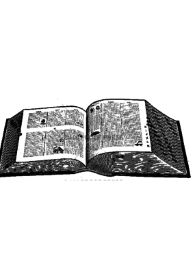 100 Proof Press Stamp Open Dictionary