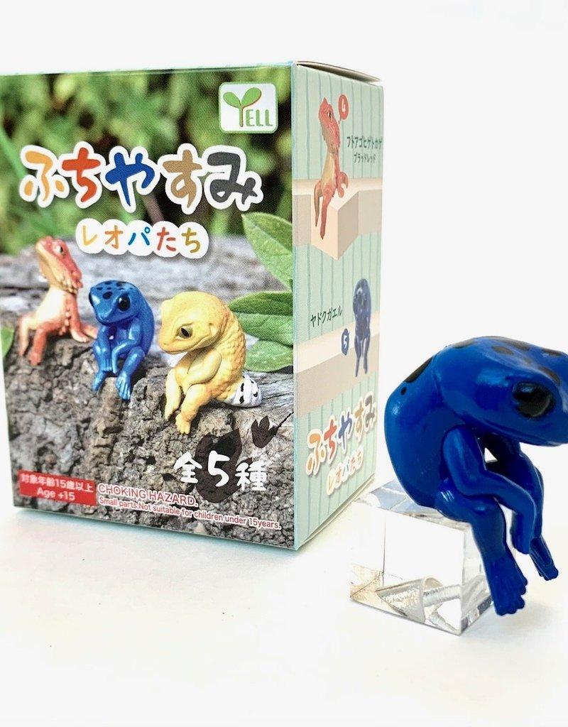 Blind Box Sitting Lizards & Amphibians