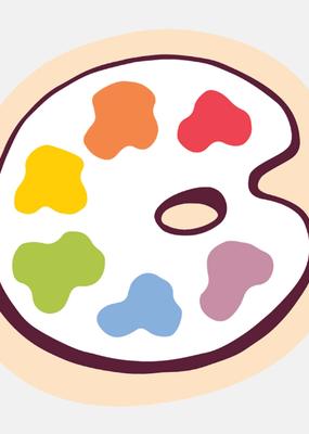 The Good Twin Sticker Palette