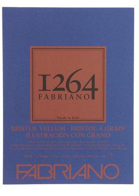 Fabriano Fabriano 1264 Bristol Pad Vellum 9 x 12