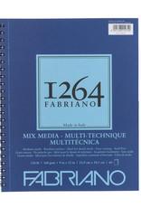 Fabriano Fabriano 1264 Mixed Media Pad 9 x 12