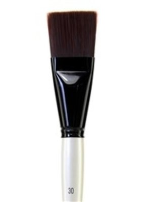 Daler-Rowney Simply Simmons XL Stiff Synthetic Brush  Flat 30
