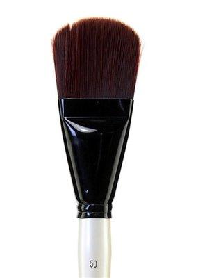 Robert Simmons Simply Simmons XL Stiff Synthetic Brush Filbert 50