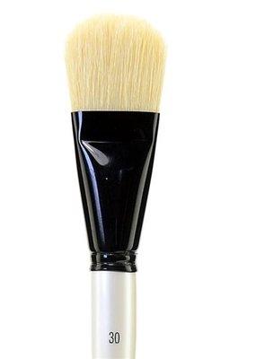 Daler-Rowney Simply Simmons XL Natural Bristle Brush  Filbert 30