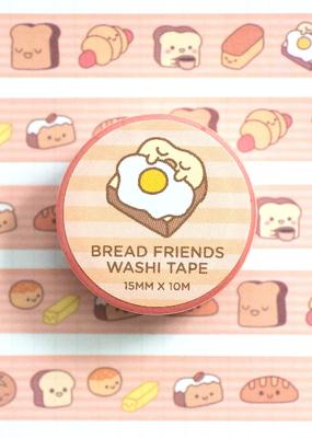 Robot Dance Battle Washi Bread Friends