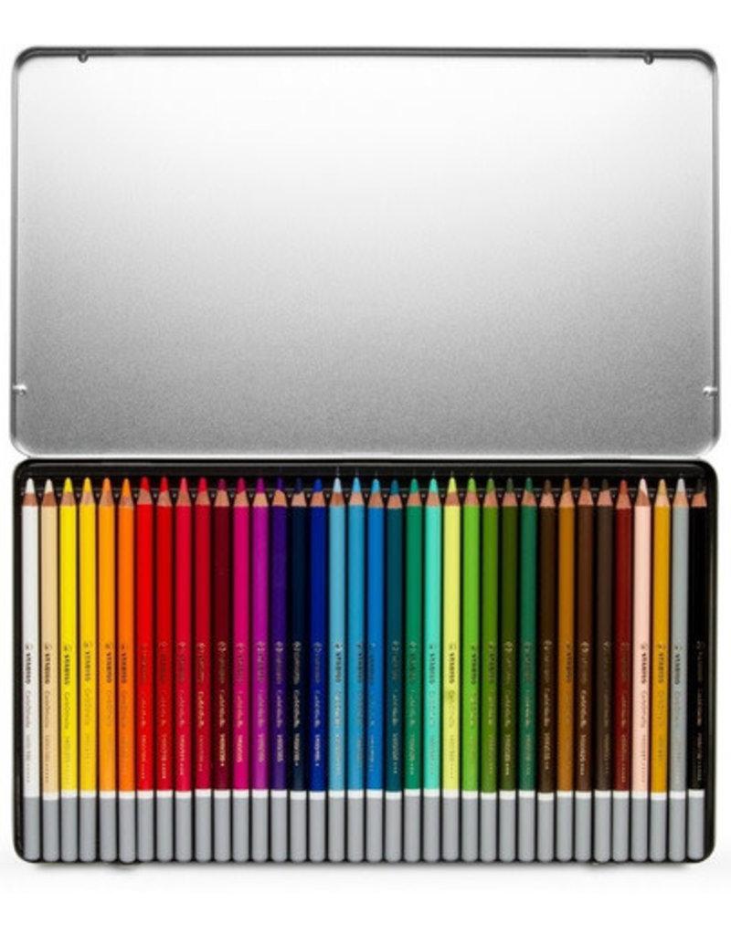 Stabilo CarbOthello Pastel Pencil 36 Color Set