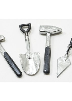 Handley House Miniature Garden Tools 4 Piece Set