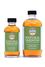 Natural Earth Paint Natural Varnish 8oz