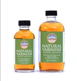 Natural Earth Paint Natural Varnish 4oz