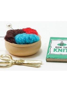 Handley House Miniature Knitting Kit