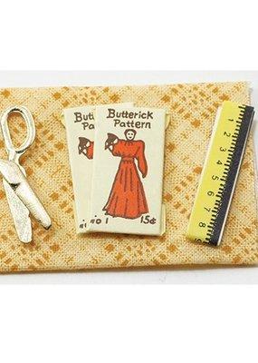 Handley House Miniature Sewing Supplies