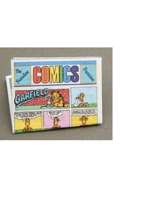 Handley House Mini Sunday Comics