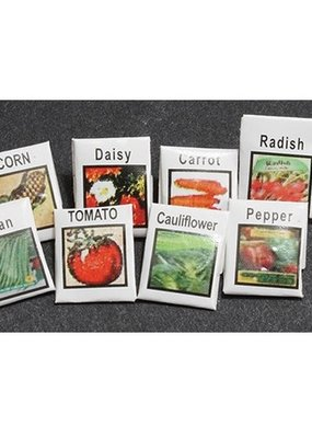 Handley House Miniature Seed Packets