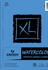 Canson XL Watercolor Pad 7 x 10