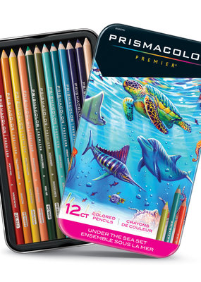 Prismacolor Prismacolor Premier 12 Colored  Pencil Set Under the Sea