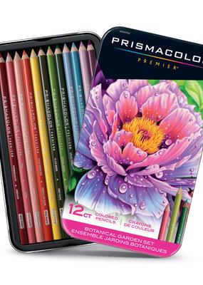 Prismacolor Prismacolor Premier 12 Colored  Pencil Set Botanical