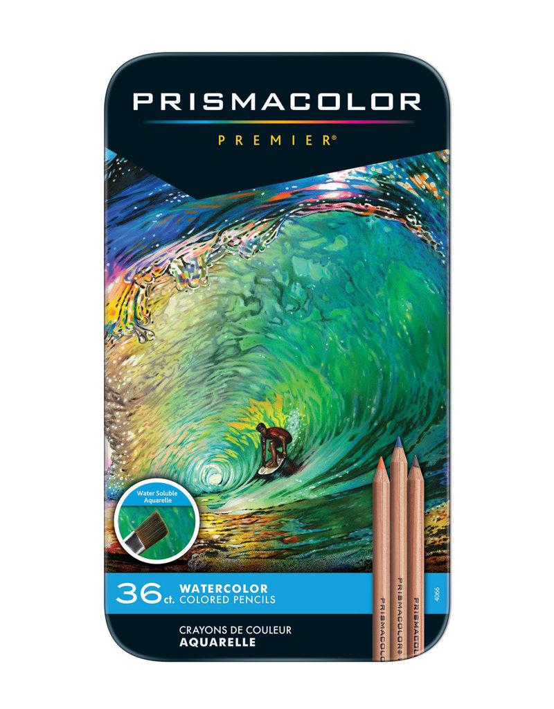 Prismacolor Prismacolor Watercolor Pencil 36 Color Set