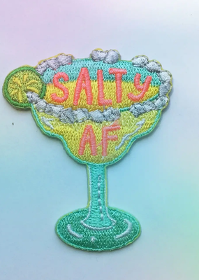 Wildflower + Co. Patch Salty AF Margarita