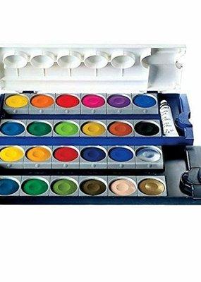 Pelikan Opaque Pan Watercolor 24 Color Set