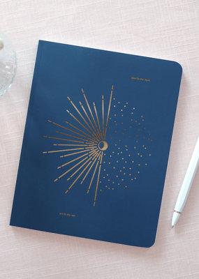 Denik 2022 Layflat Planner Plan by the Stars