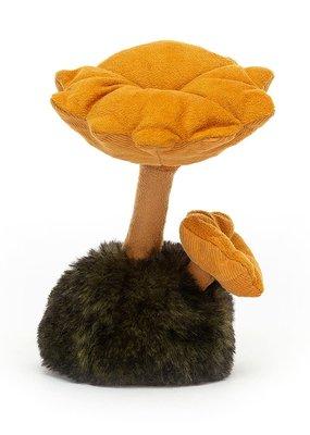 Jellycat Wild Nature Chanterelle Mushroom