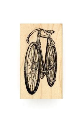 Leavenworth Jackson Stamp Bicycle