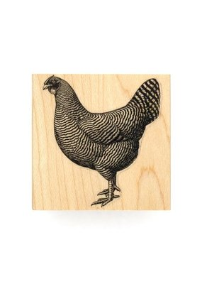 Leavenworth Jackson Stamp Hen