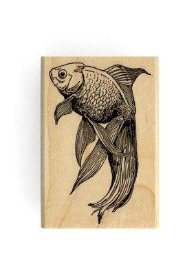 Leavenworth Jackson Stamp Small Goldfish