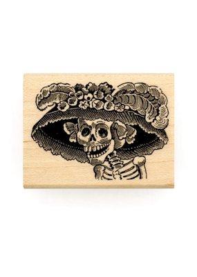 Leavenworth Jackson Stamp Catrina Skeleton