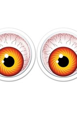 Beistle Giant Creepy Googly Eyes