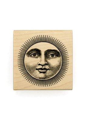Leavenworth Jackson Stamp Small Moon Face