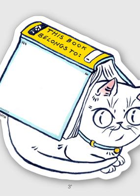 Paper Puffin Sticker Book Cover