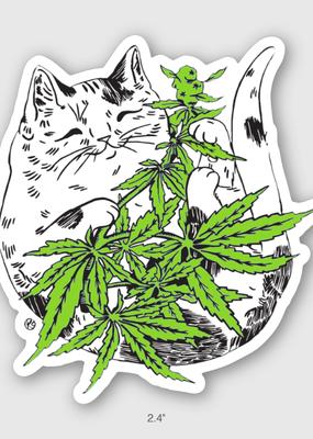 Paper Puffin Sticker Happy High