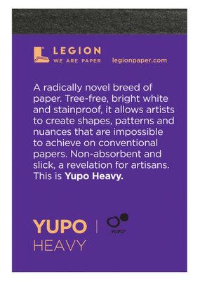 Legion Paper Mini Paper Pad Yupo Heavy