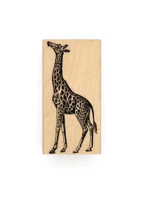 Leavenworth Jackson Stamp Giraffe