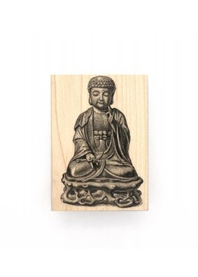 Leavenworth Jackson Stamp Buddha