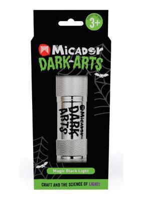 Micador Dark Arts Magic Black Light