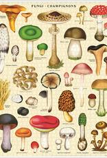 Cavallini 1000 Piece Jigsaw Puzzle Mushrooms