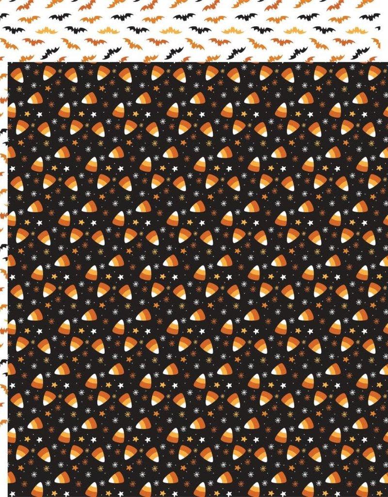 Echo Park Paper Co. 12 x 12 Decorative Paper Candy Corn Craze