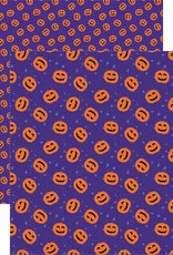 Reminisce 12 x 12 Decorative Paper The Great Pumpkin