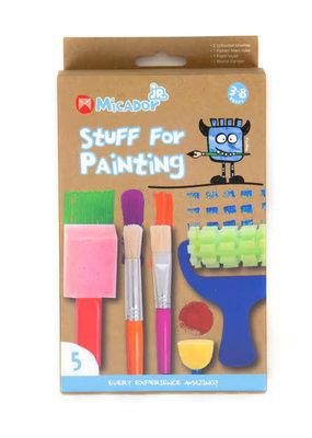 Micador Junior Stuff for Painting 5 Piece Set