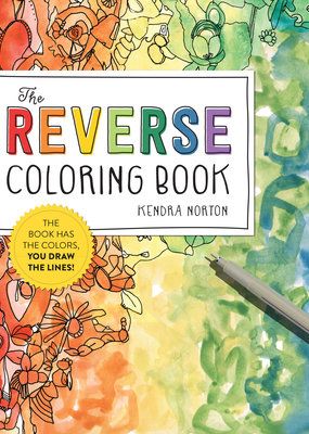 Workman The Reverse Coloring Book