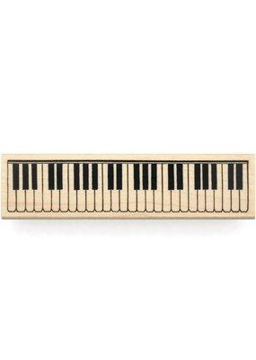 Leavenworth Jackson Stamp Piano Keys