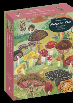 Workman 1000 Piece Puzzle Nathalie Lete Mushrooms