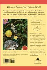 Workman 500 Piece Puzzle Nathalie Lete In the Dark Garden