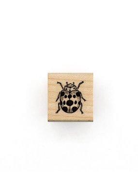 Leavenworth Jackson Stamp Ladybug
