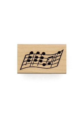 Leavenworth Jackson Stamp Music Notes