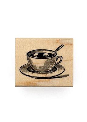 Leavenworth Jackson Stamp Coffee Cup