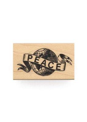 Leavenworth Jackson Stamp Peace Globe